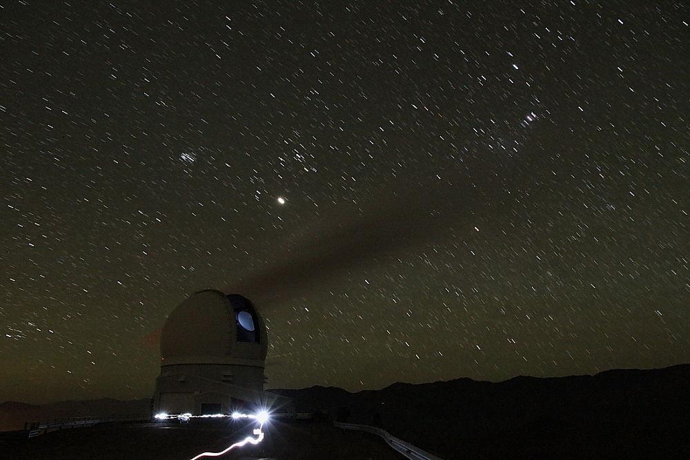 Soar Telescope by Alvaro Calasans