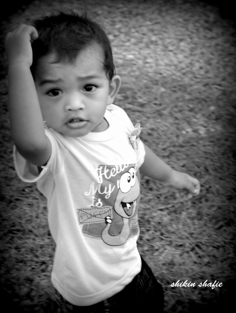 baby by Shikin Shafie