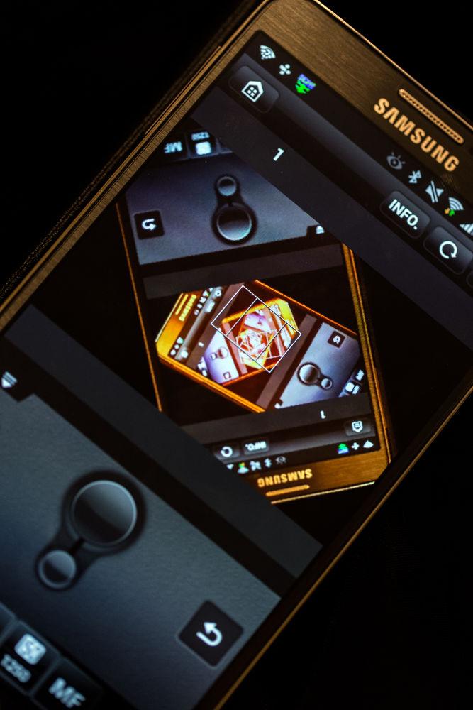 Samsung Infinity by Daniel Rose