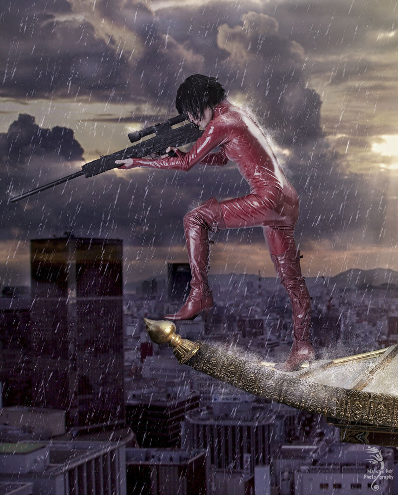 Assassin by Mark