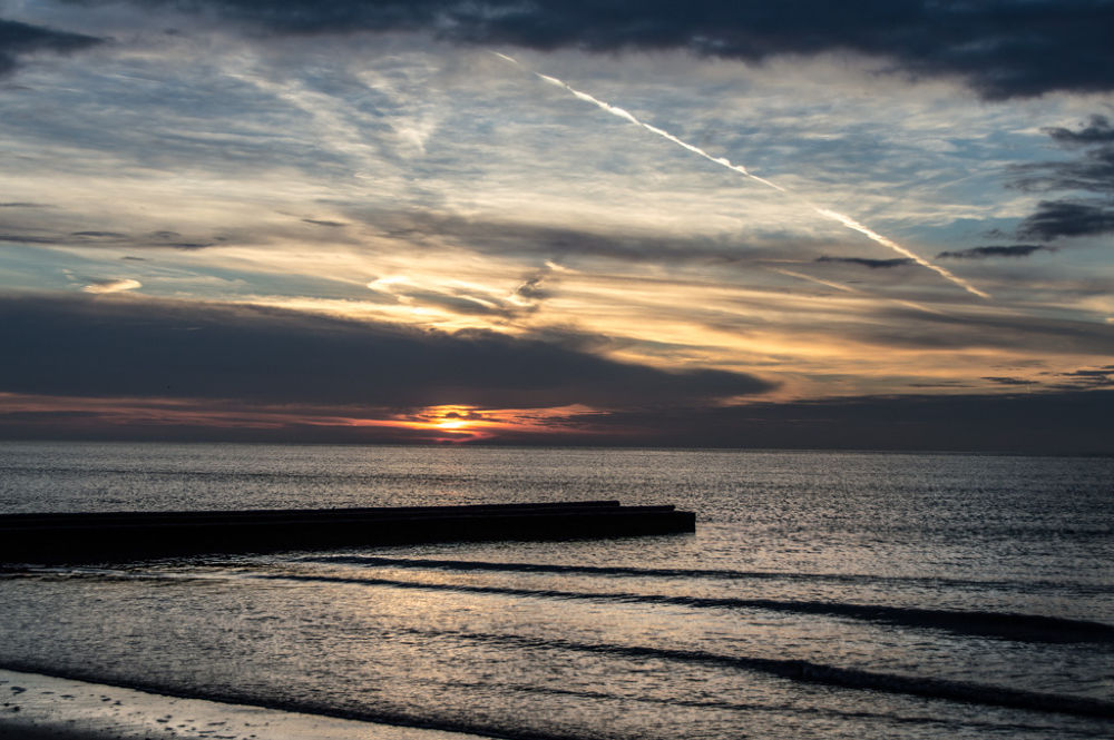 Alba 2 - Sunrise by Stefania Parise
