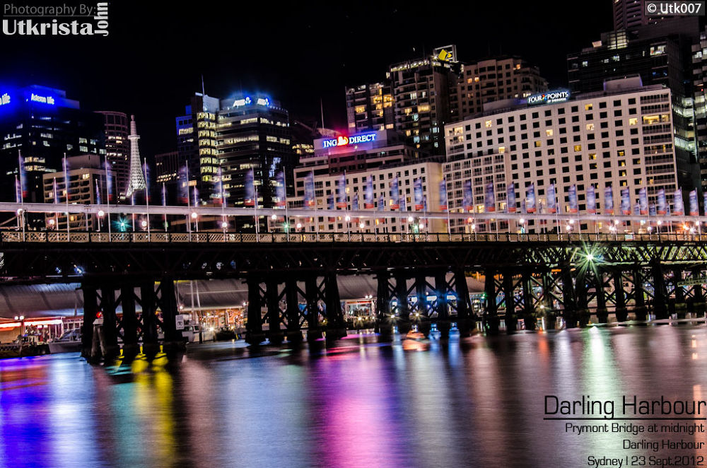 city sydney by utk007