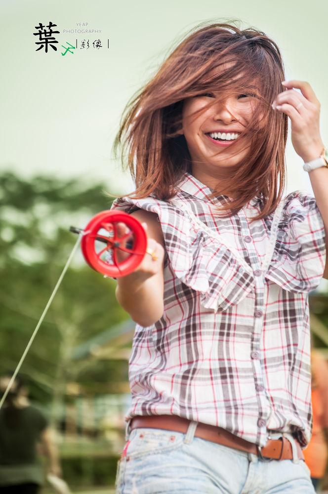 Wind   風吹   by Chun Siang Yeap