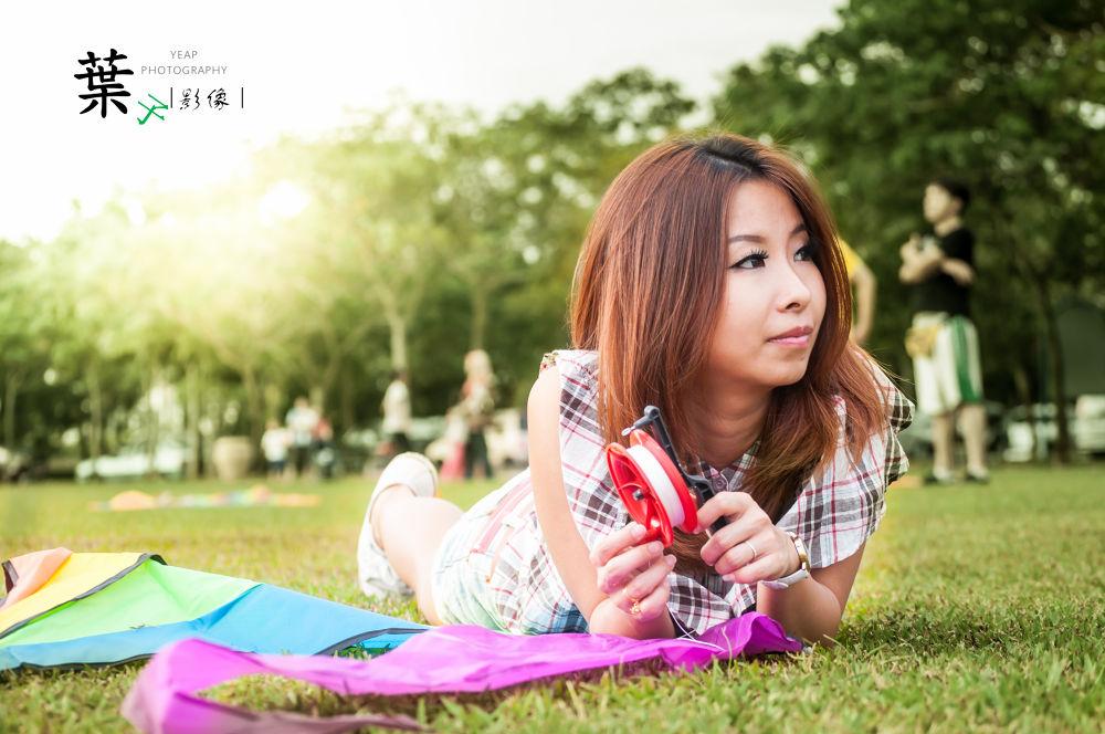 Relaxing | 放輕鬆 | by Chun Siang Yeap