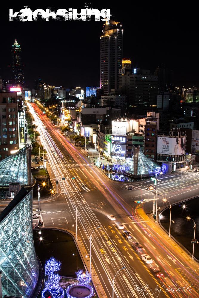 美麗島站 Kaohsiung , Taiwan. by Basa Chen