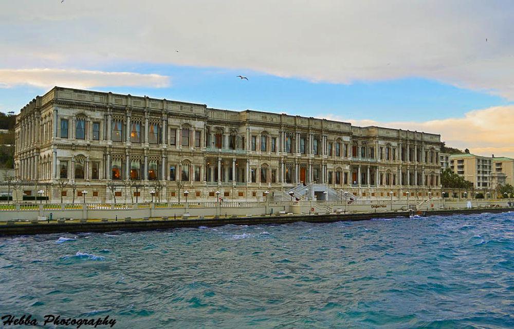 Çırağan Palace by HebbaPhotography