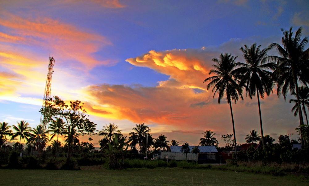 West Sumatran Noon by herrylebran