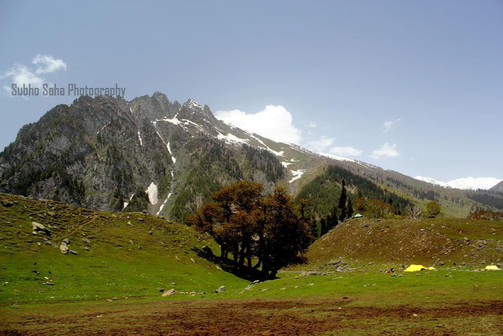 Sonmarg, Kashmir. by Subho Saha