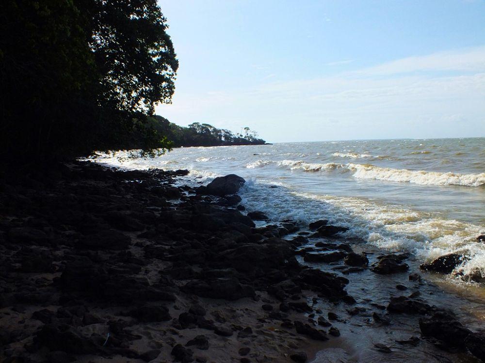 Praia do Caripi (Caripy), Barcarena, Pará, Brasil by Rui Oliveira Santos