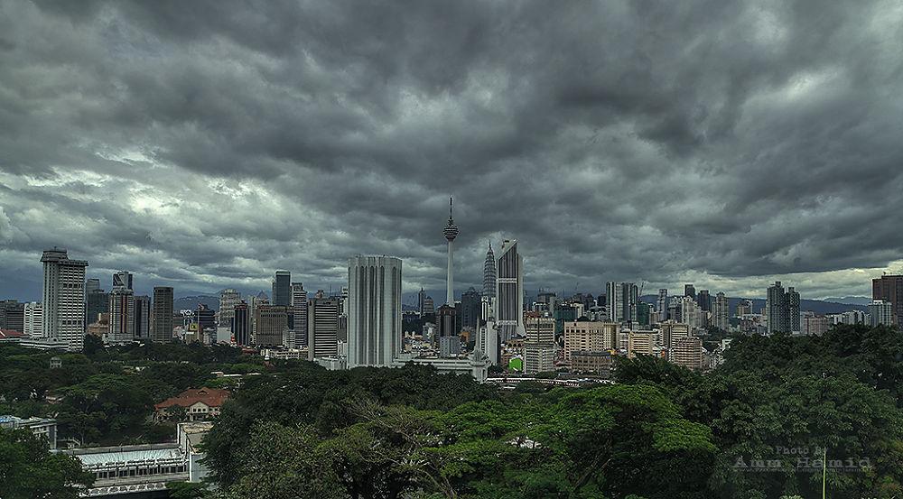 Before Raining.. by AmmHamid