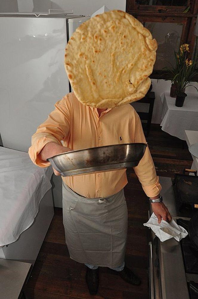 Photo in Random #pancake #face #face pancake