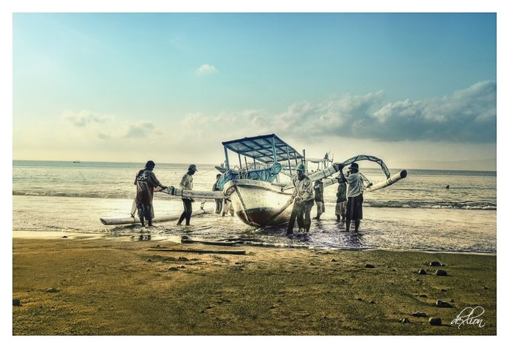 fisherman by dexLion