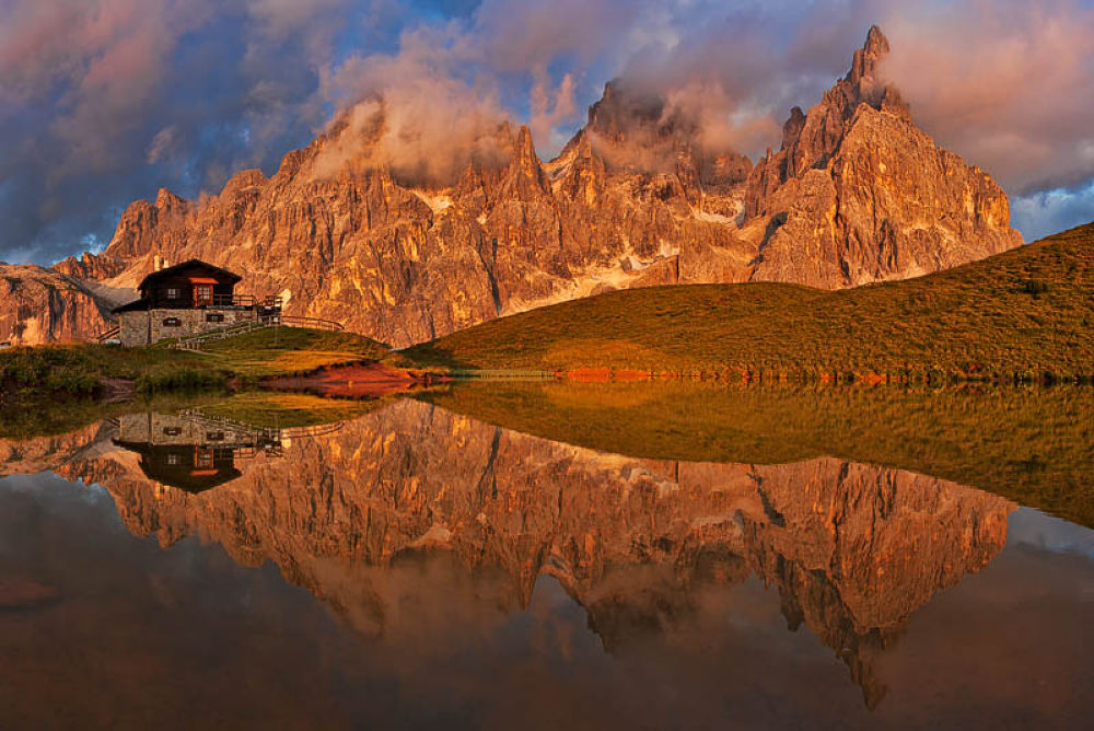 Pale di san Martino by jonybakery