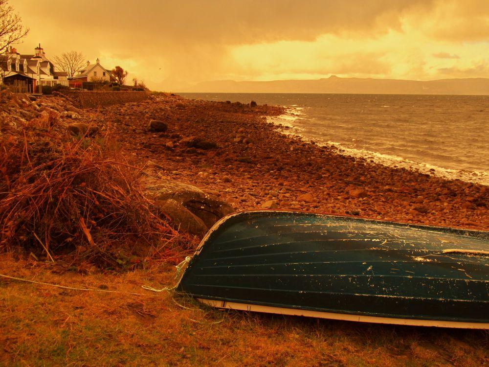 Washed Ashore by gordonwestran