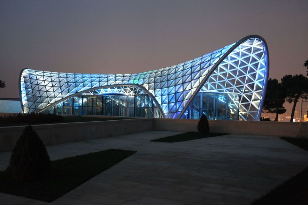 Baku by Mammad_agha