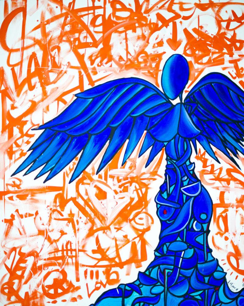 Alex Mijares - Art Work 11627 by alexandermijares