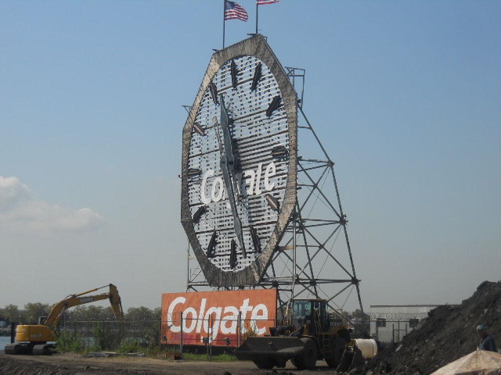 Colgate Clock by mark12