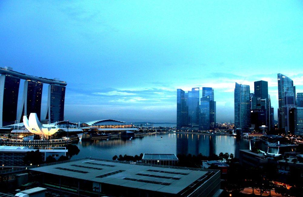 Photo in Random #sunrise #skyline