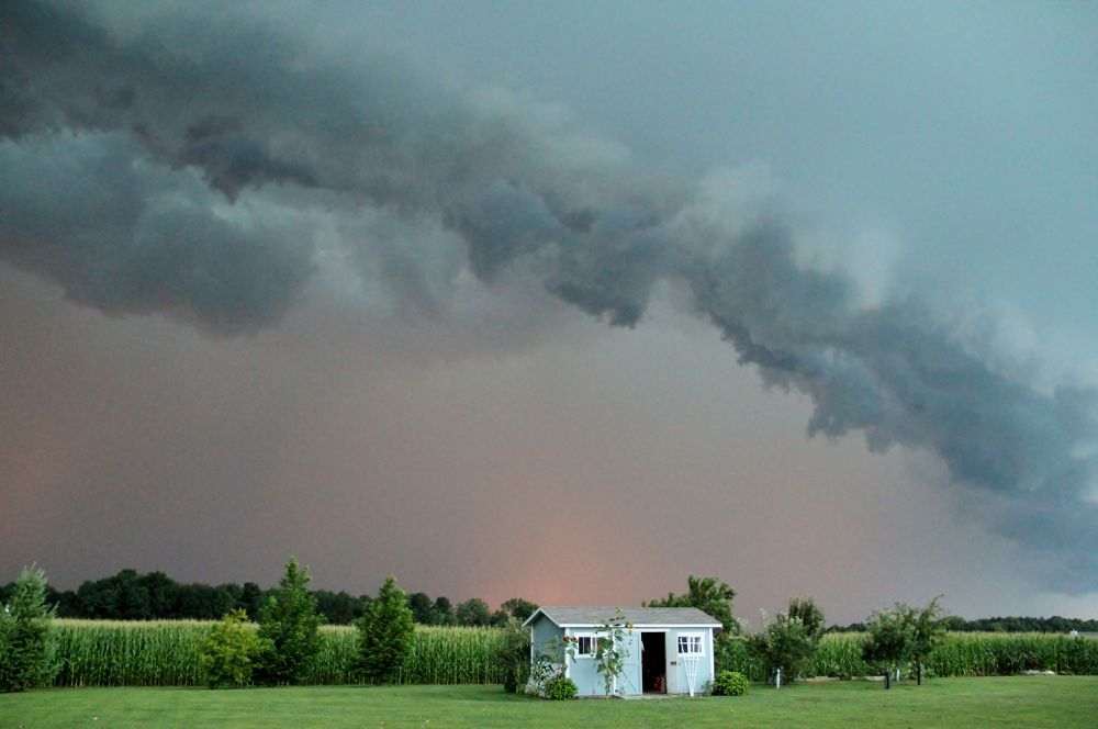 Photo in Random #summer #ohio #storms