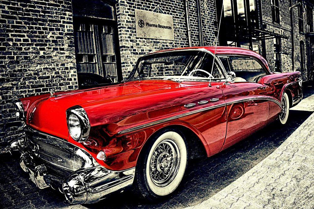Oldtimer by HMeyer