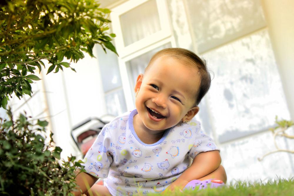My sweet smile by hendrikmessakh