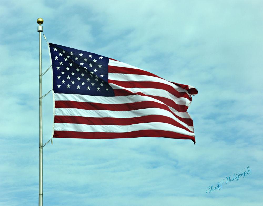 flag by Shady Photography Studio, LLC