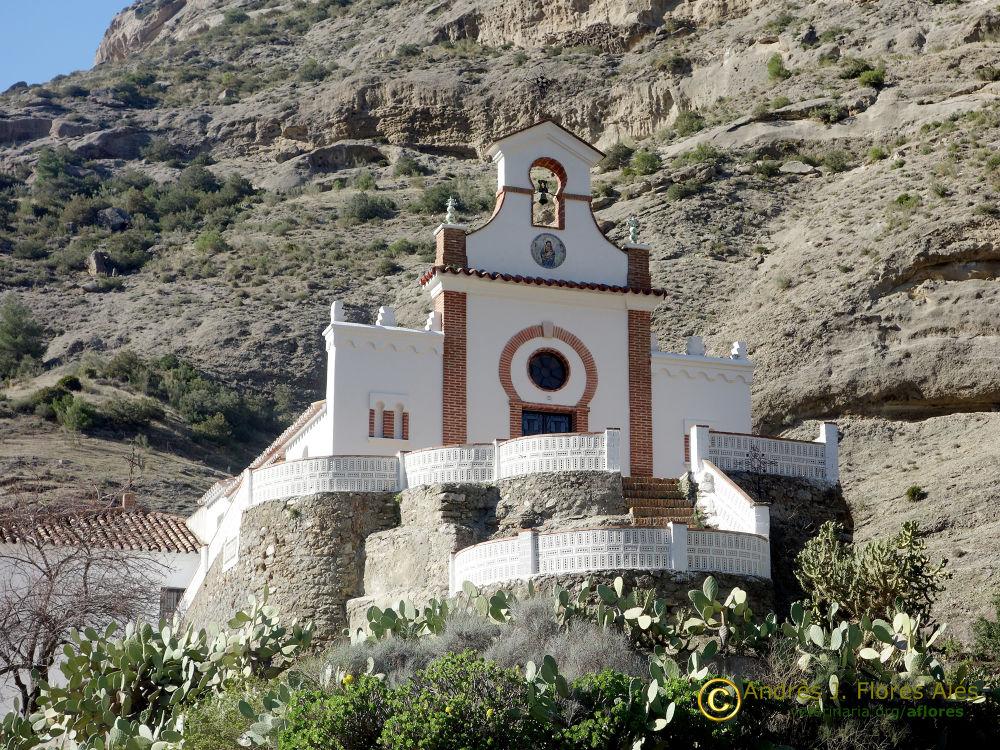 Ermita de Nuestra Señora de Villaverde by Andrés J. Flores Alés Veterinario