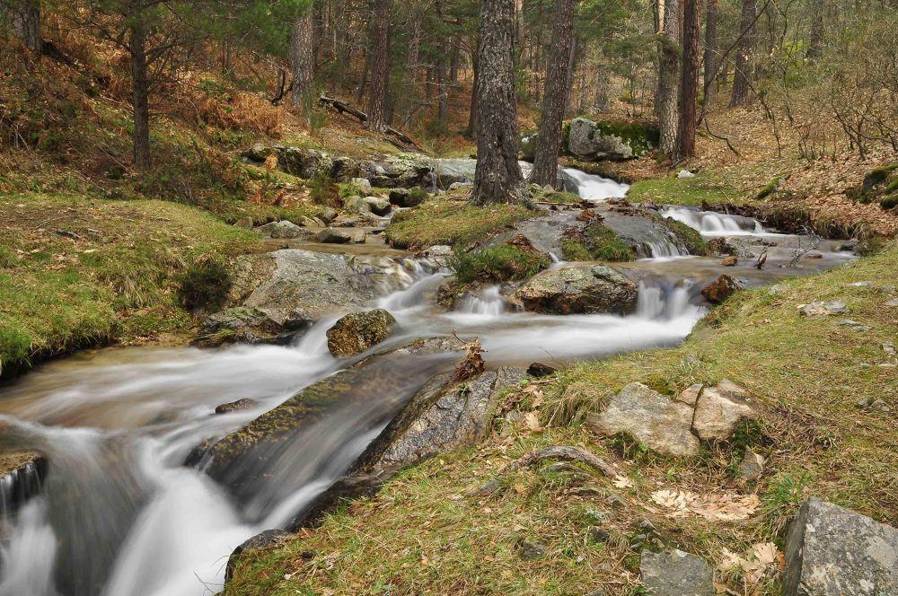 acqua lenta by Arturo Fernández