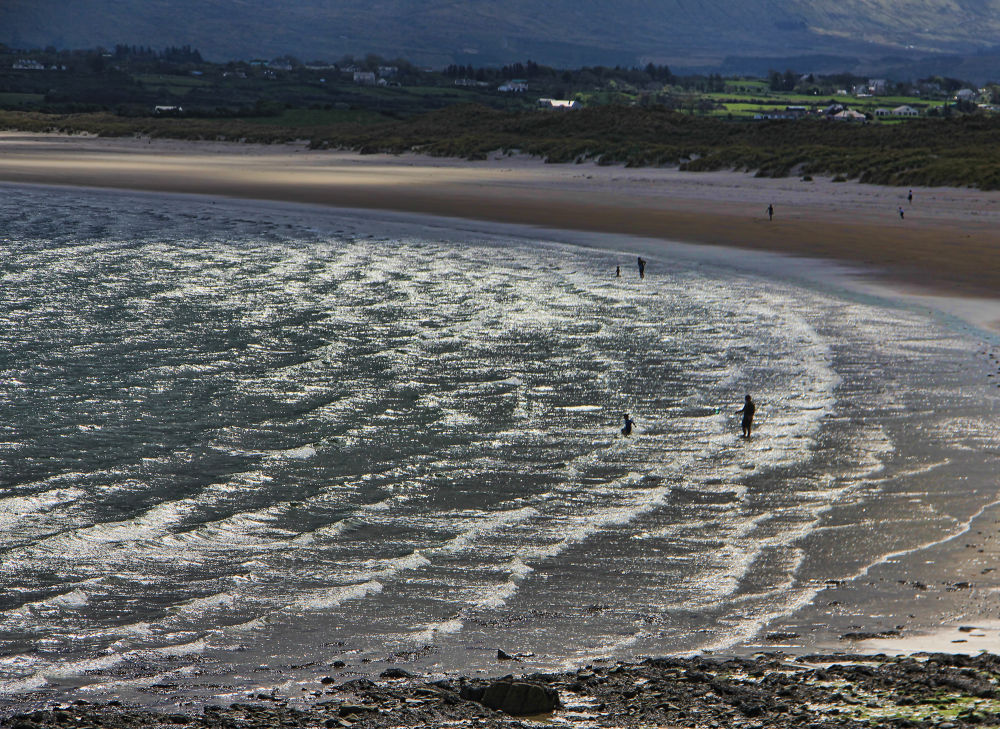 Mullaghmore beach by Marty Mcvicker