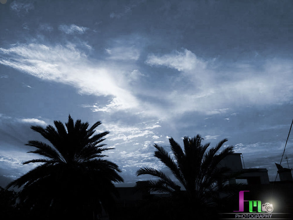 Clouds  by Faqeer Muhammad