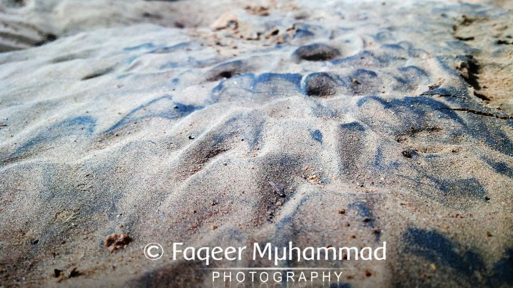 Sand !i!i!i!i!i! by Faqeer Muhammad