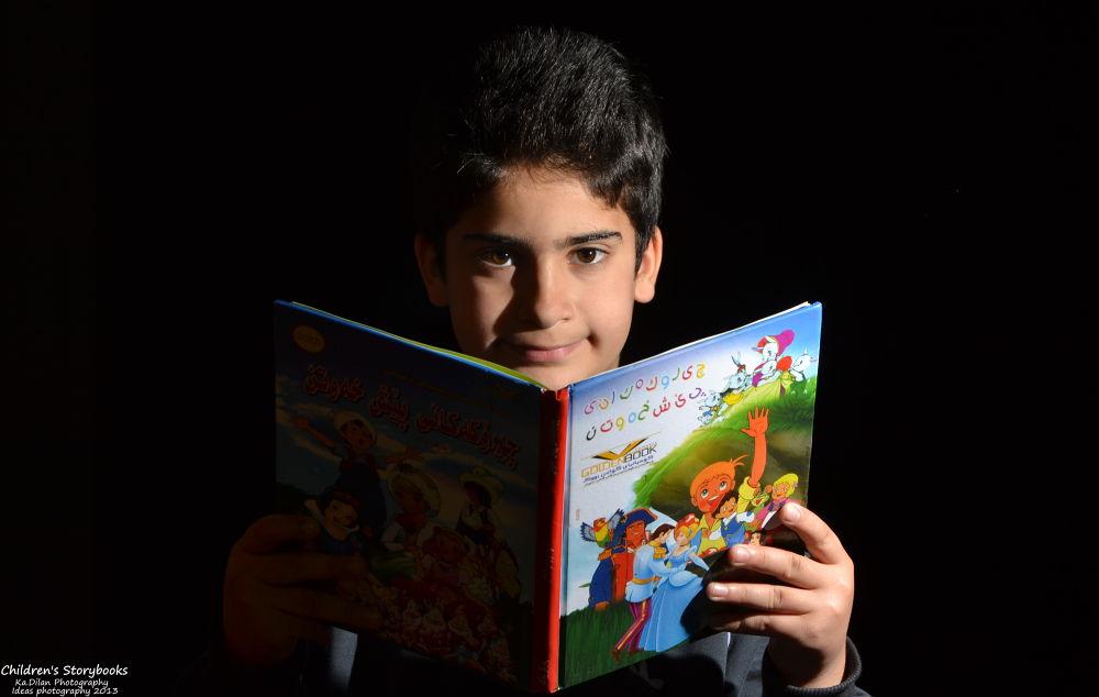 Children's Storybooks by kadilan