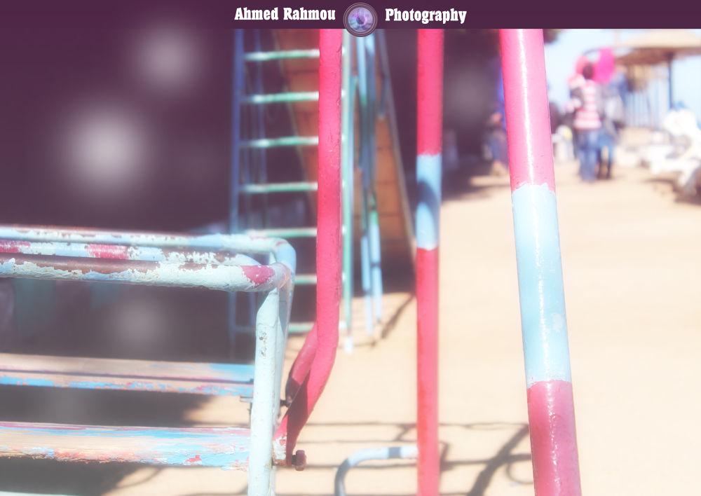 Good Bye by Ahmed Rahmou