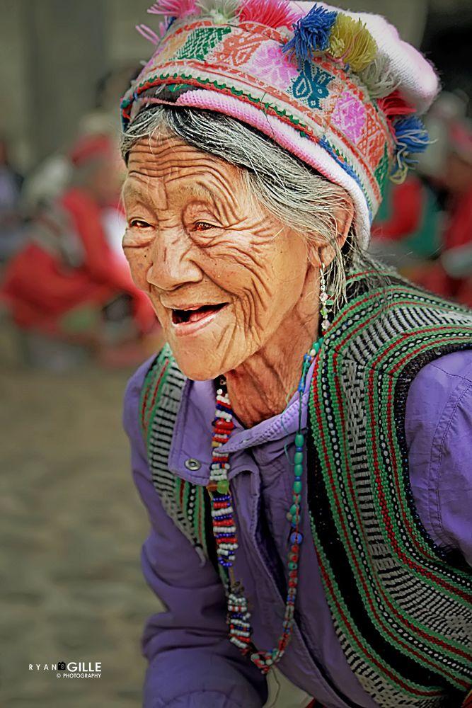 Smile freely by Hawk Eye