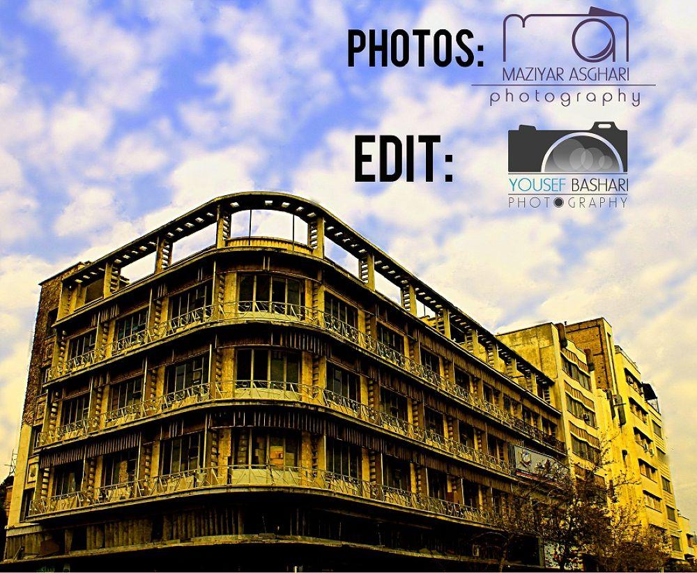photos:maziyar asghari edit by: yousef bashari  by yousef bashari