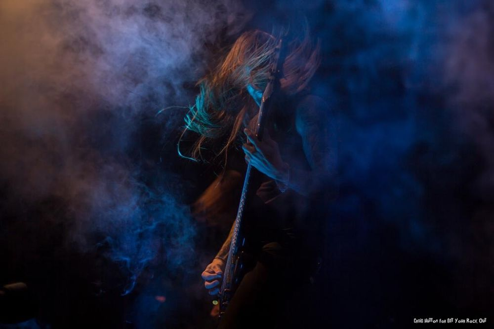 Amon Amarth by Craig Hutton