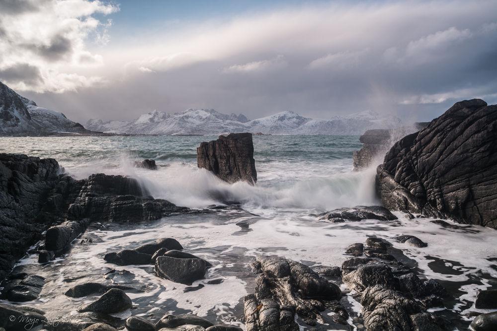Vikten, Norway by Marjo Laitakari