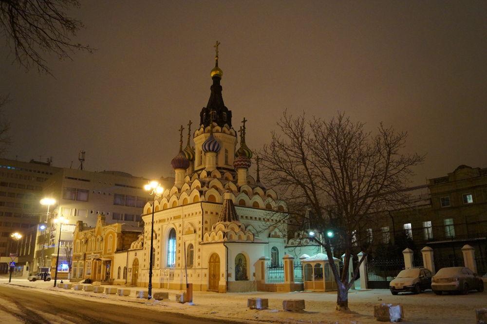 Saratov Russia by Dmitriy Oleynik