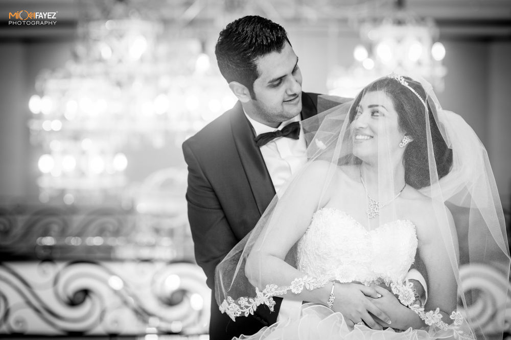 wedding moment  by Mickel Ramzy
