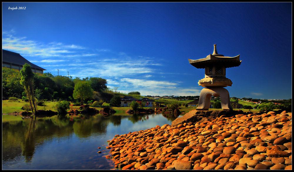 Parque do Japão - Maringá - Paraná - Brasil by Irajah