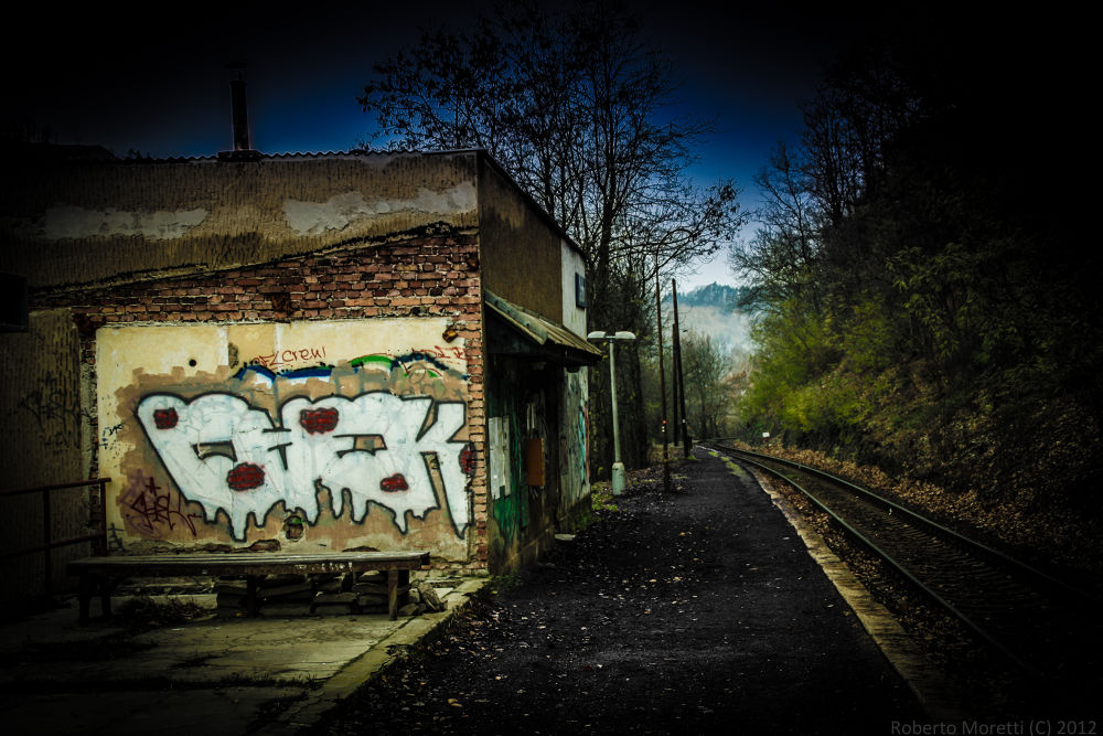 Once upon a...Train by jimtonic