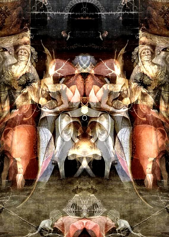 7253-triptych-of-temptation-of-st-anthon-hieronymus-bosch_8_R by John Longbow