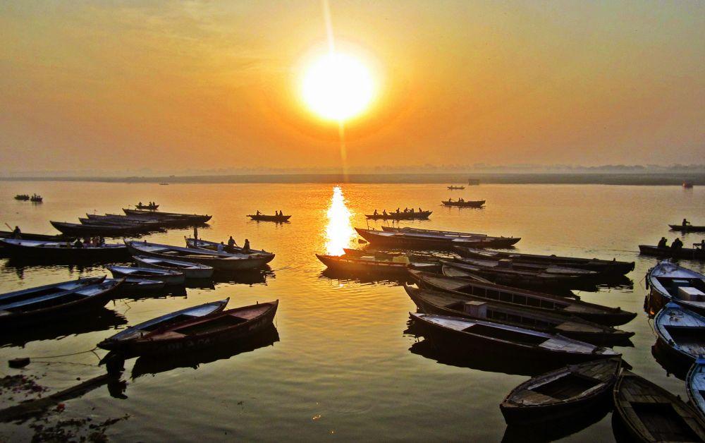 Sunset by Abhishek Sarkar