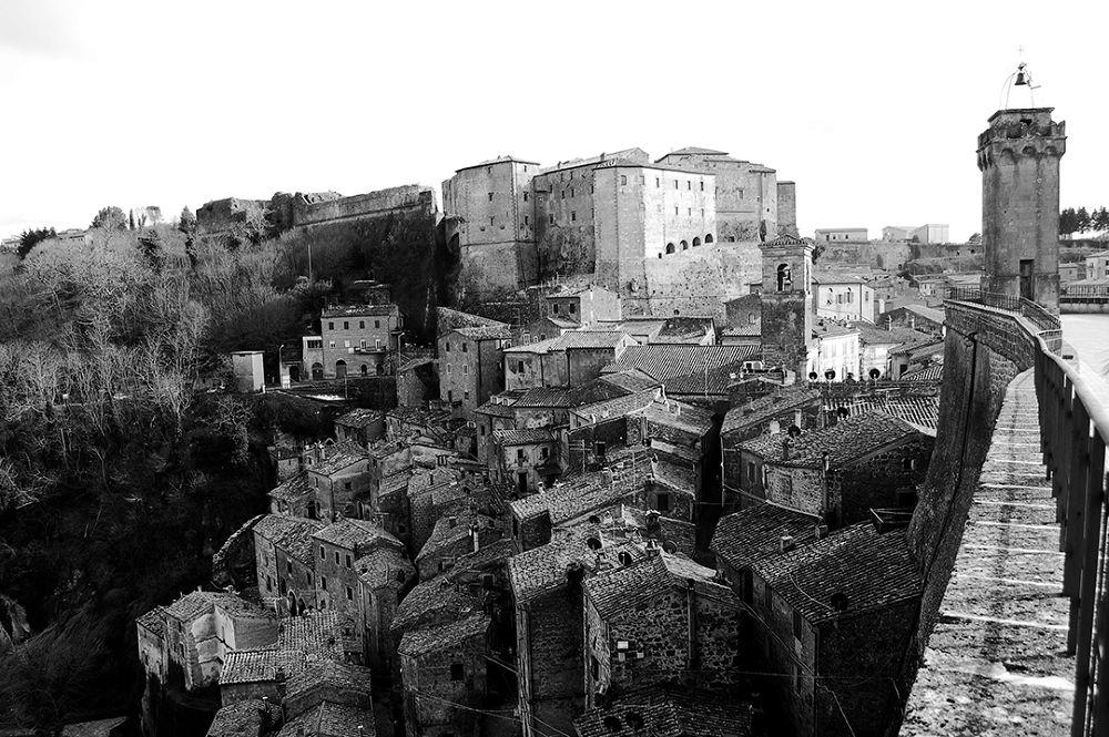 Sorano3 by Stefano Zago