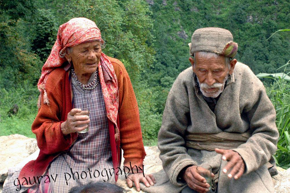 LIVING TOGATHER AT 106 yrs by Gaurav Sharma