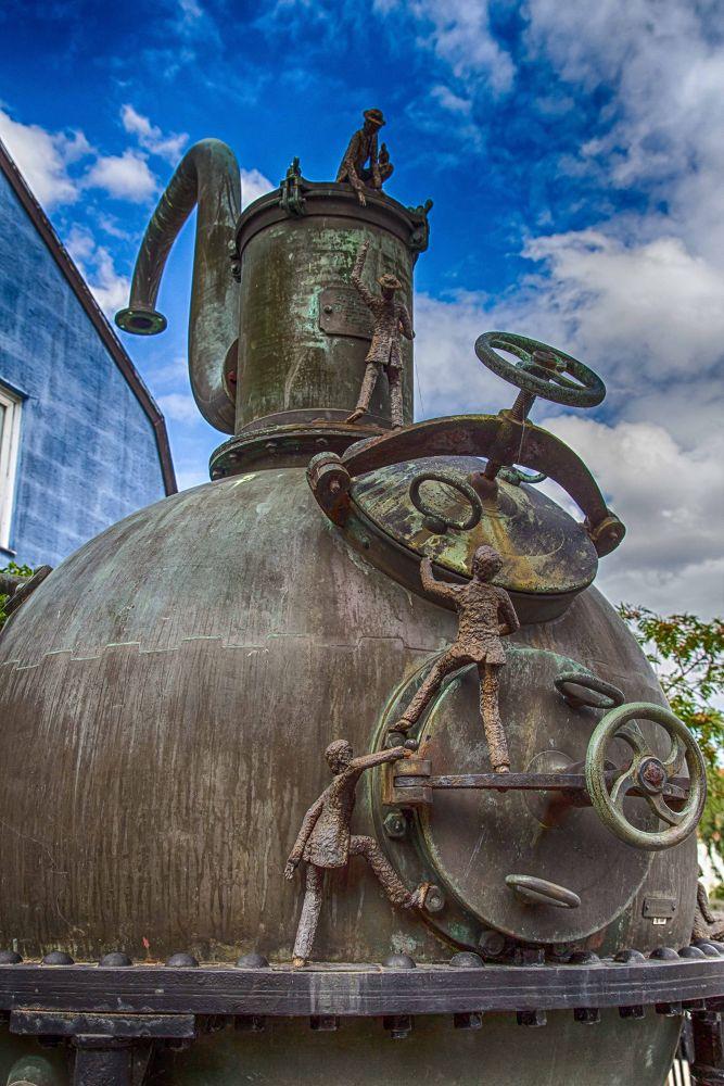 Industrial art... by Peter Henriksson