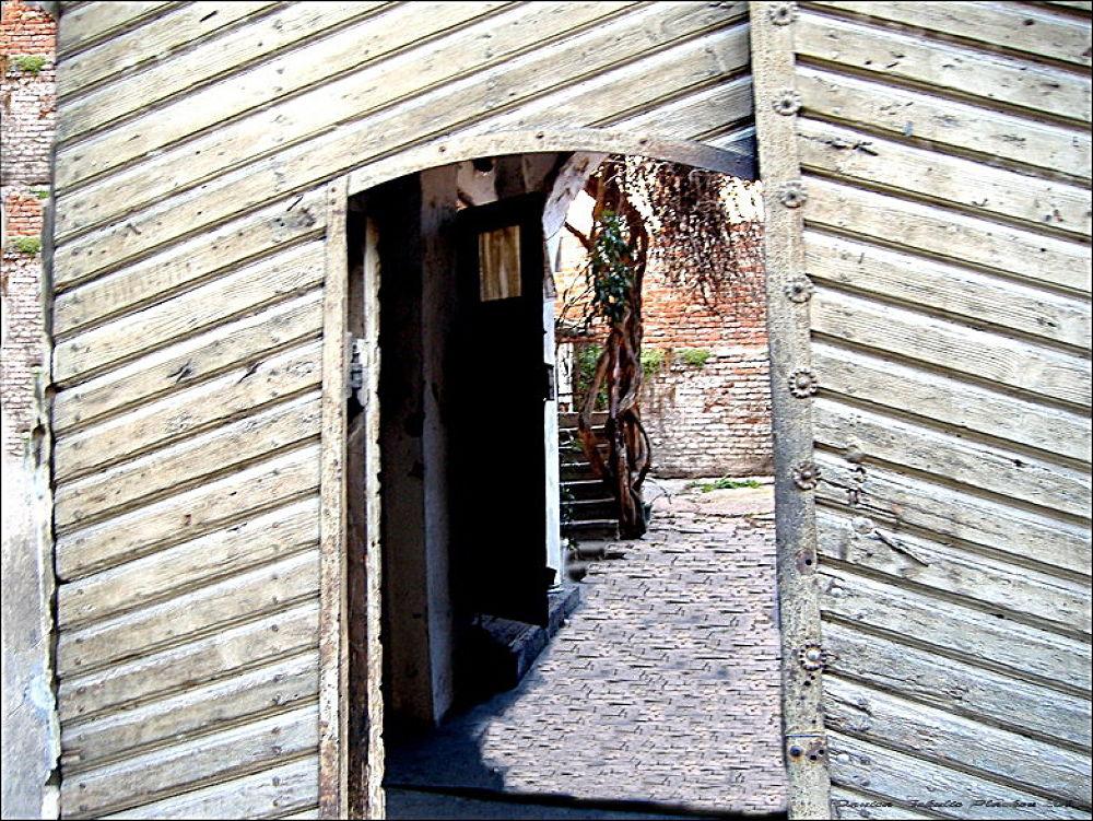 Petrovaradin - the old town by Danica Sekulic Plackov