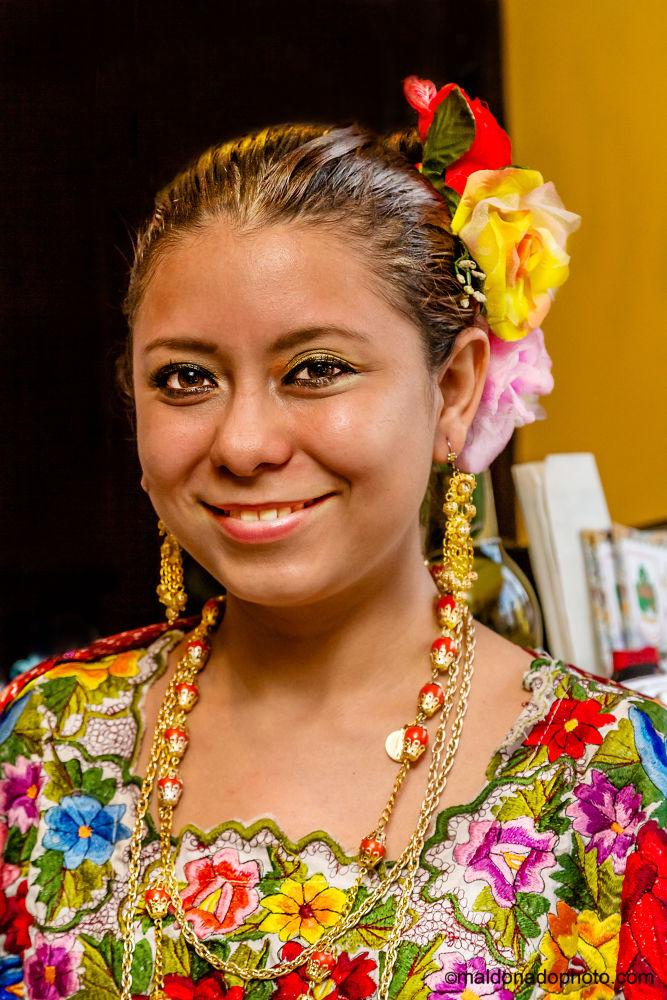 Mexican Beauty by Pepe Maldonado