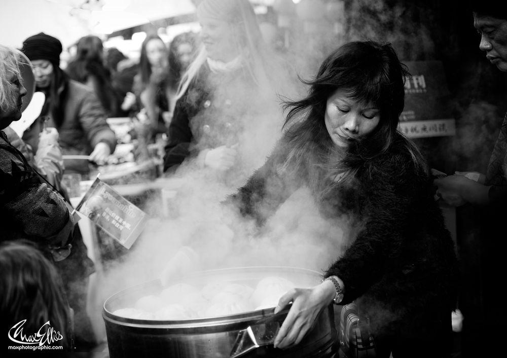 dumplings by Max Ellis