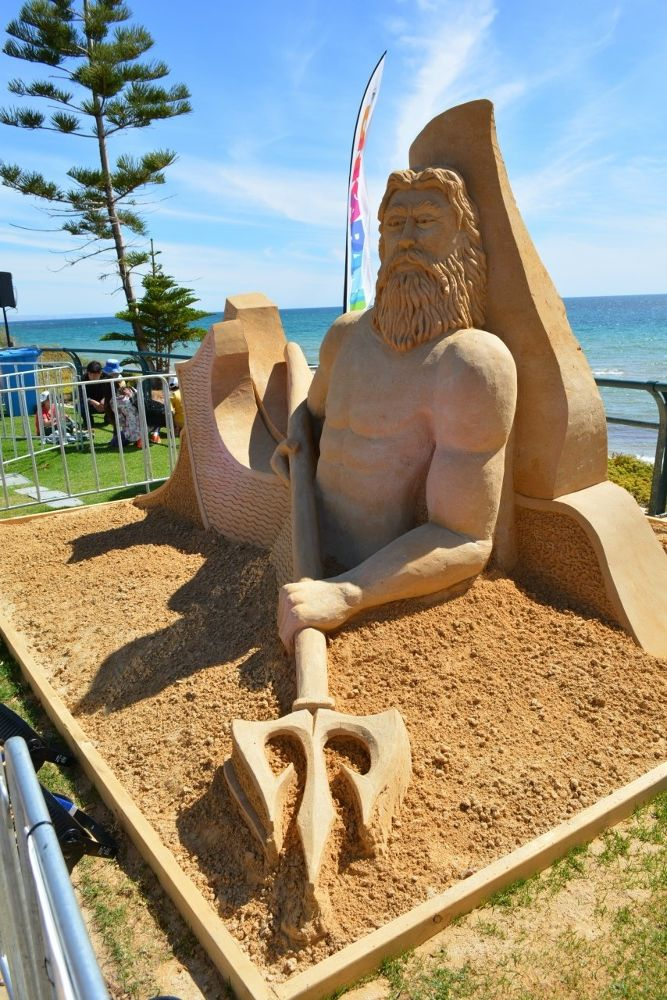 Sand Art by snjegovic